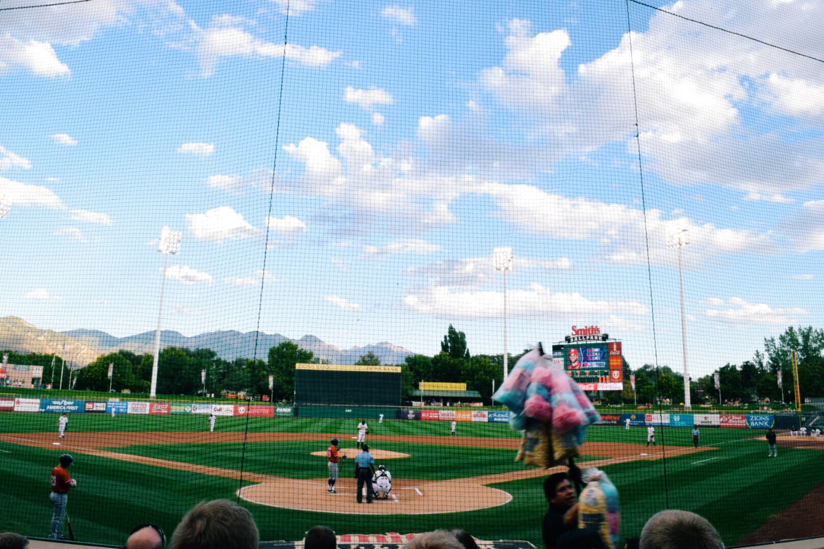 Little Dates #14: Salt Lake Bees Game!