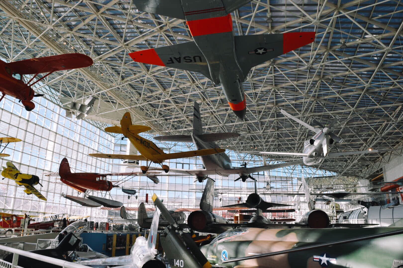 Museum of Flight!