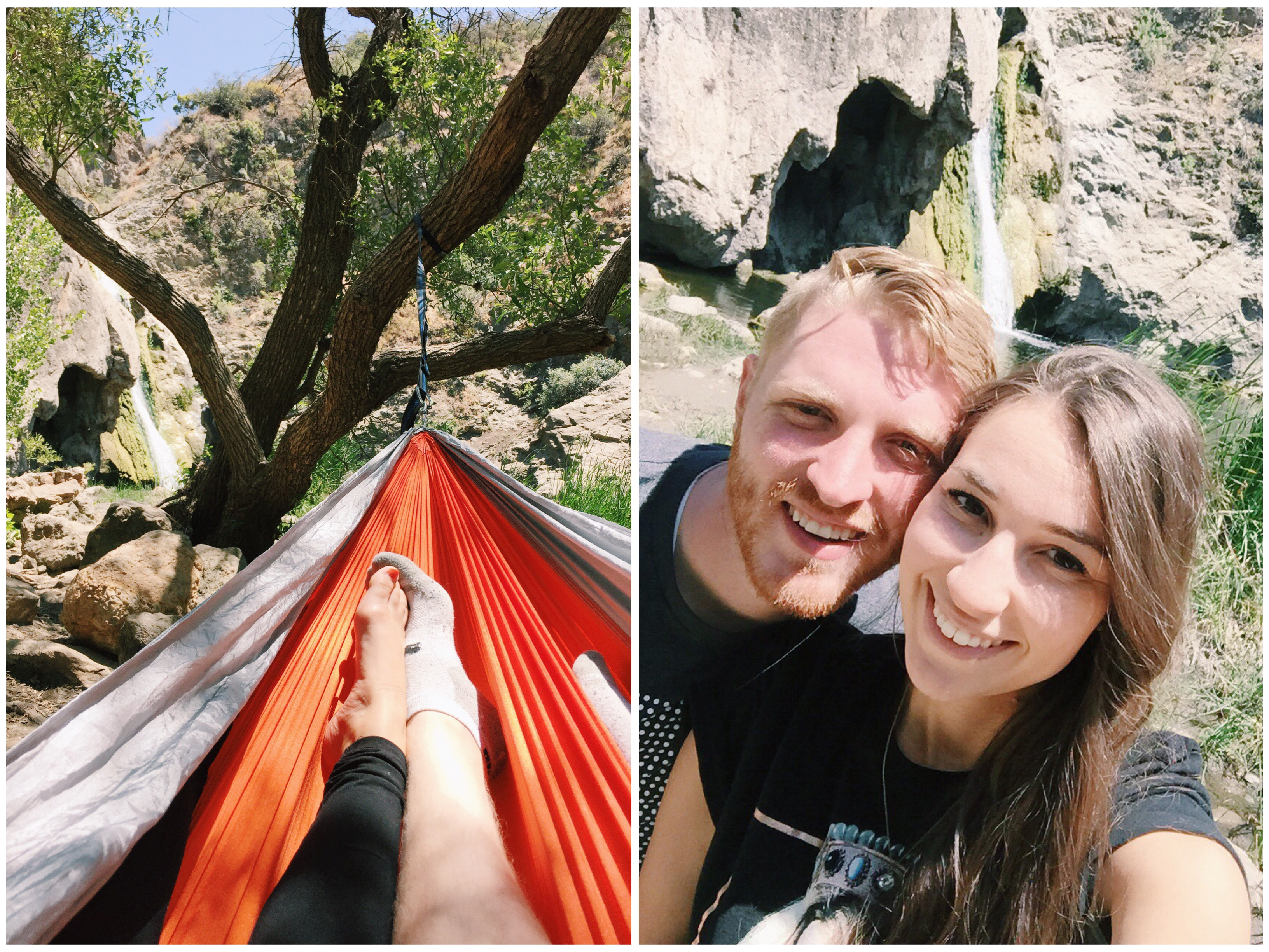The Hammock Diaries: Paradise Falls