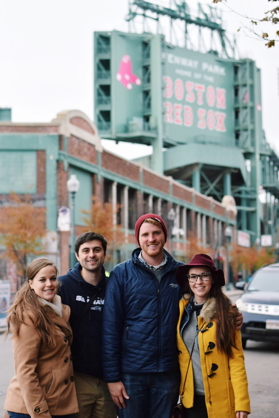 24 Hours in Boston