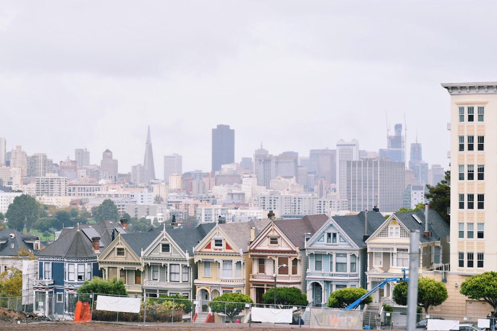Sisters in San Francisco