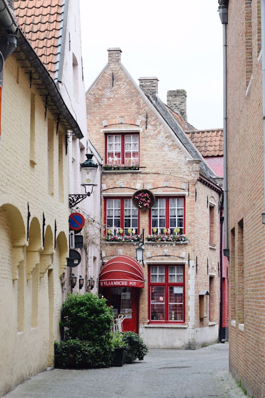 Romantic City of Bruges