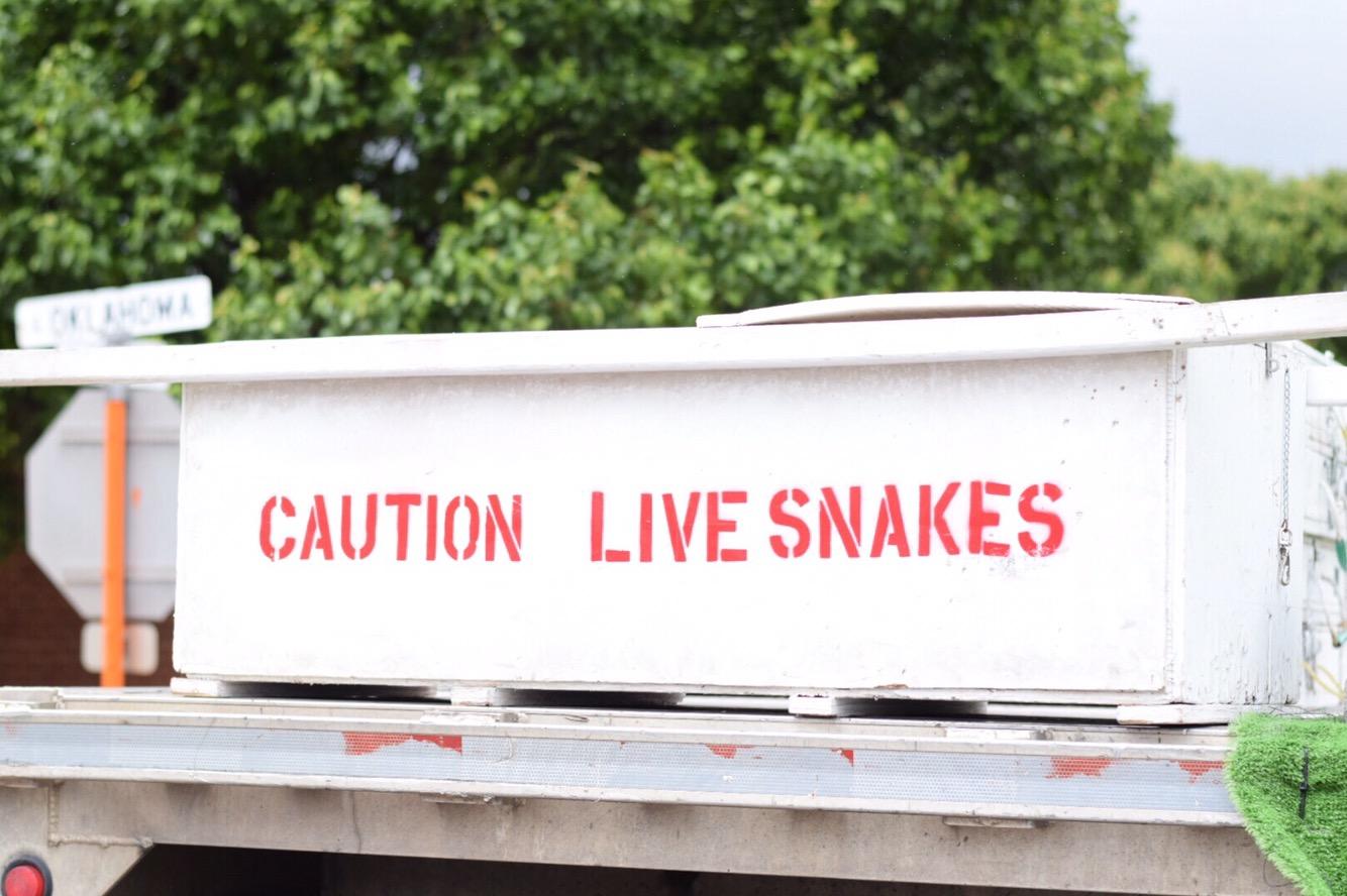 Mangum Rattlesnake Derby!